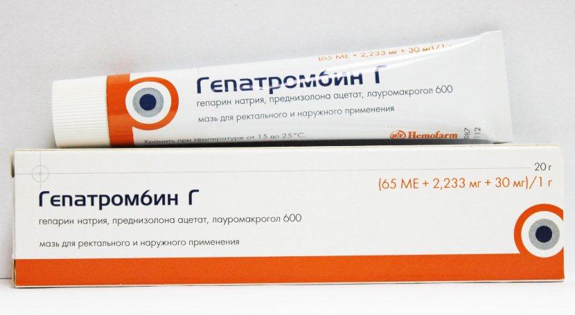 Гепатромбин при варикозе - отзывы, принцип действия, показания