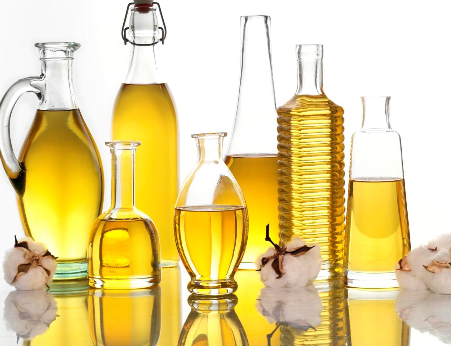 Растительные масла очень важны для нормальной деятельности организма