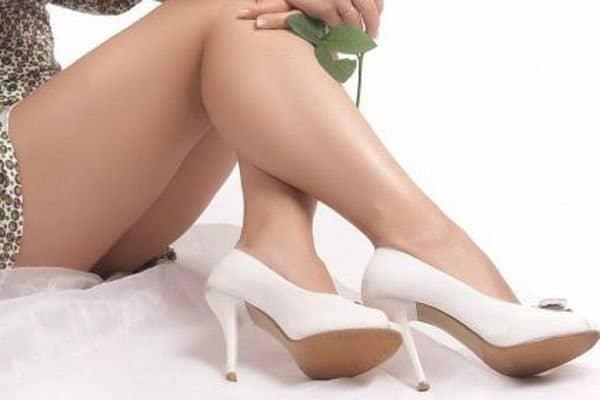 Ноги должны быть красивыми