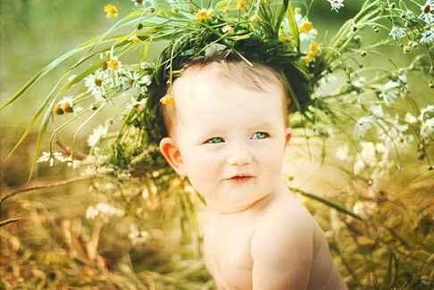Что делать с волосами при первой стрижке ребенка