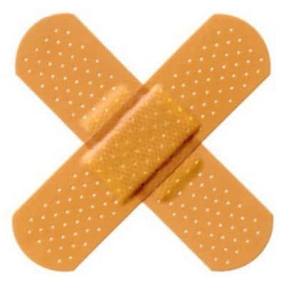 Бактерицидный пластырь
