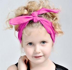 быстрые прически на средние волосы для детей